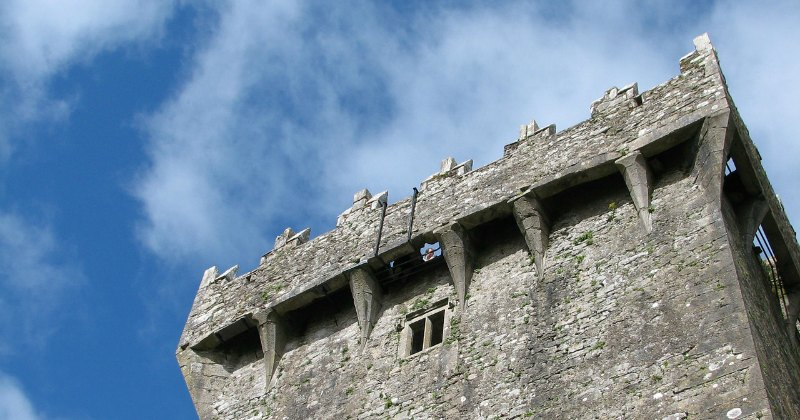 Oh The Blarney Stone